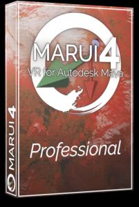 marui4 pro package shot